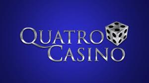 Blue logo Quatro Casino
